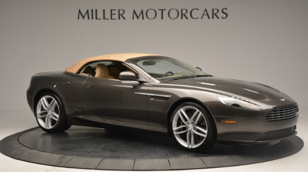 Used 2012 Aston Martin Virage Convertible for sale Sold at Bugatti of Greenwich in Greenwich CT 06830 19