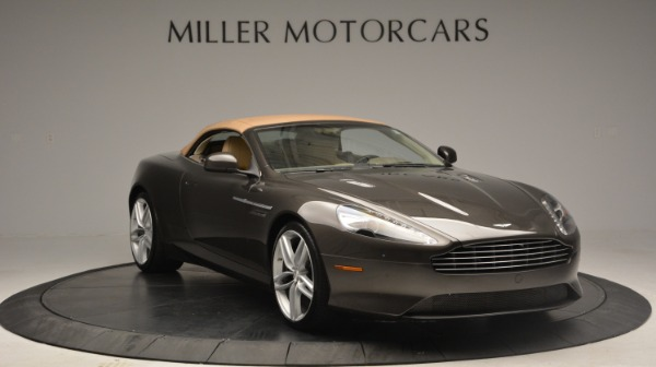Used 2012 Aston Martin Virage Convertible for sale Sold at Bugatti of Greenwich in Greenwich CT 06830 20