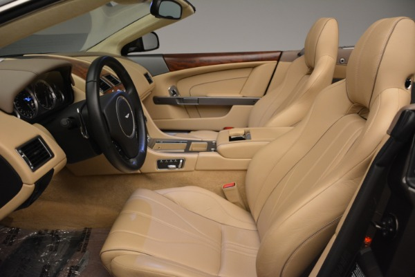 Used 2012 Aston Martin Virage Convertible for sale Sold at Bugatti of Greenwich in Greenwich CT 06830 21