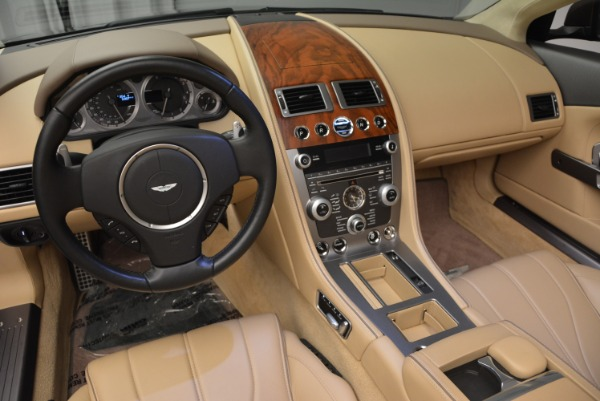 Used 2012 Aston Martin Virage Convertible for sale Sold at Bugatti of Greenwich in Greenwich CT 06830 22