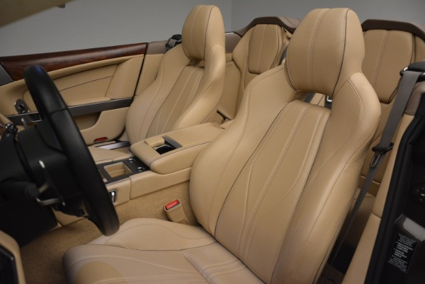 Used 2012 Aston Martin Virage Convertible for sale Sold at Bugatti of Greenwich in Greenwich CT 06830 23