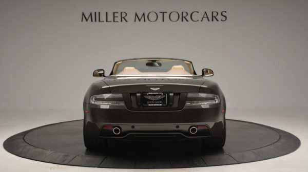 Used 2012 Aston Martin Virage Convertible for sale Sold at Bugatti of Greenwich in Greenwich CT 06830 6