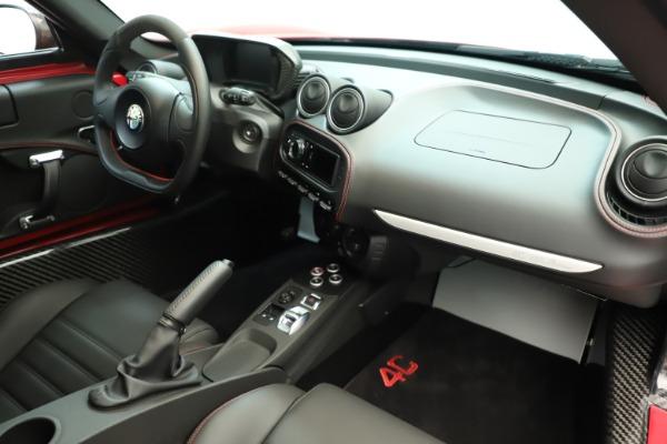 Used 2015 Alfa Romeo 4C for sale Sold at Bugatti of Greenwich in Greenwich CT 06830 17