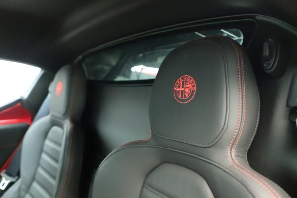 Used 2015 Alfa Romeo 4C for sale Sold at Bugatti of Greenwich in Greenwich CT 06830 21