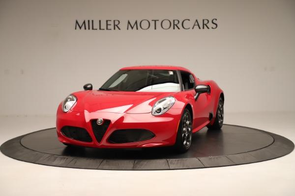 Used 2015 Alfa Romeo 4C for sale Sold at Bugatti of Greenwich in Greenwich CT 06830 1