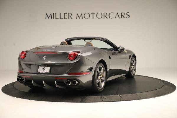 Used 2015 Ferrari California T for sale Sold at Bugatti of Greenwich in Greenwich CT 06830 7
