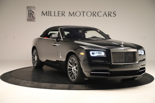 Used 2019 Rolls-Royce Dawn for sale Call for price at Bugatti of Greenwich in Greenwich CT 06830 10