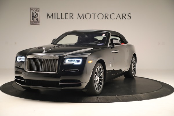 Used 2019 Rolls-Royce Dawn for sale Call for price at Bugatti of Greenwich in Greenwich CT 06830 12