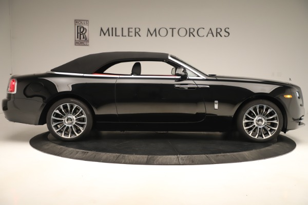 Used 2019 Rolls-Royce Dawn for sale Call for price at Bugatti of Greenwich in Greenwich CT 06830 17