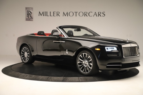 Used 2019 Rolls-Royce Dawn for sale Call for price at Bugatti of Greenwich in Greenwich CT 06830 8