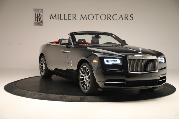 Used 2019 Rolls-Royce Dawn for sale Call for price at Bugatti of Greenwich in Greenwich CT 06830 9