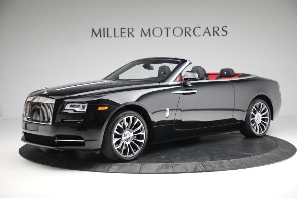 New 2019 Rolls-Royce Dawn for sale Sold at Bugatti of Greenwich in Greenwich CT 06830 1
