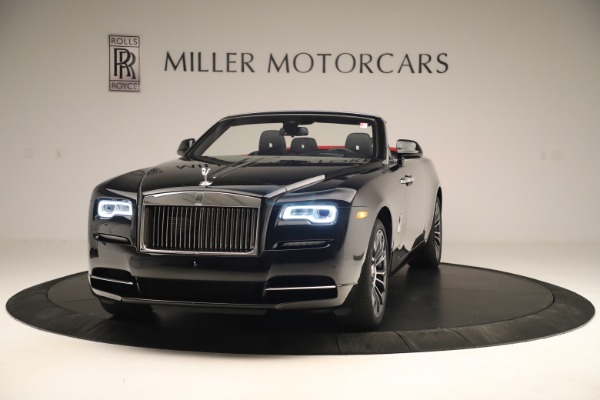 Used 2019 Rolls-Royce Dawn for sale Call for price at Bugatti of Greenwich in Greenwich CT 06830 1