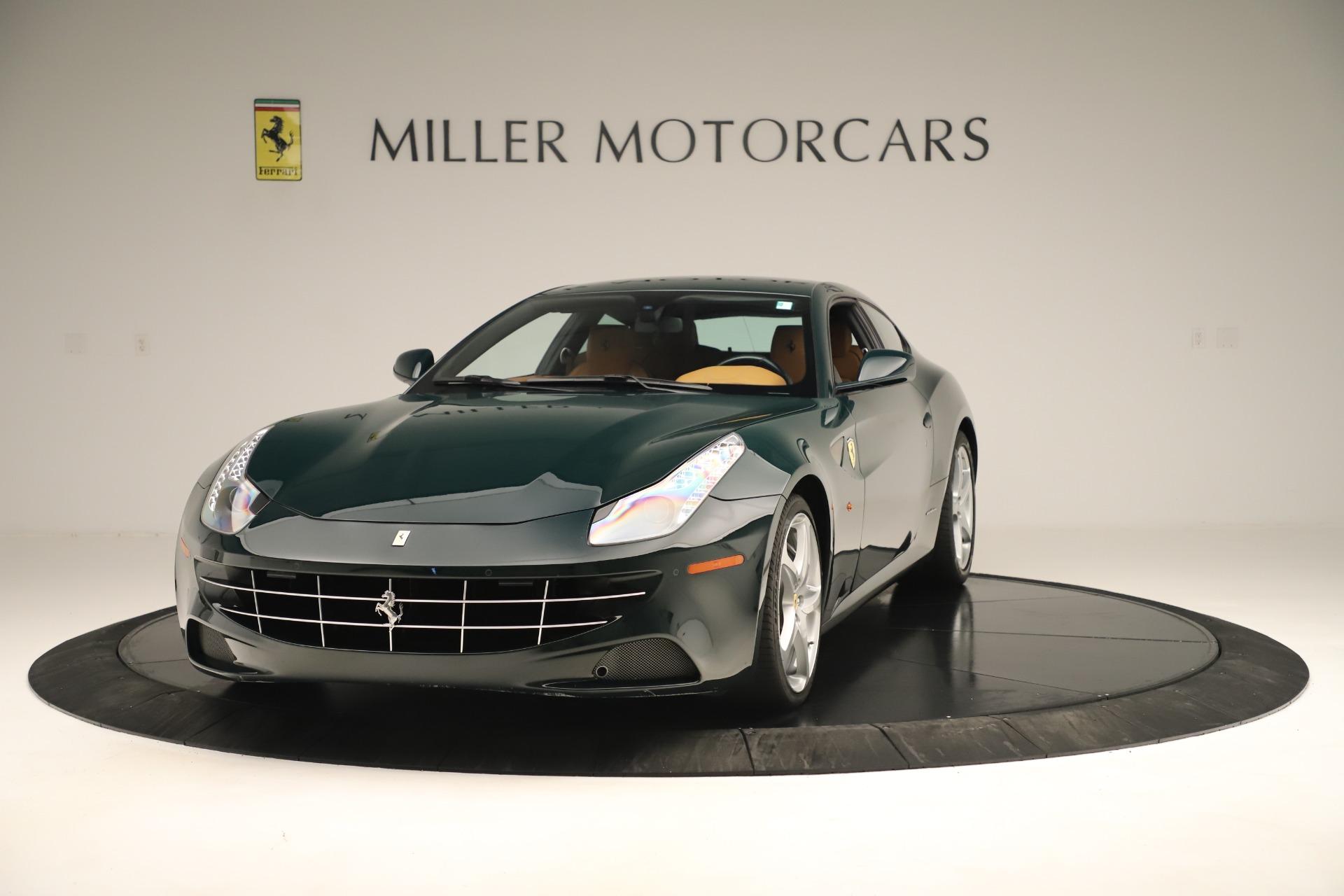 Used 2012 Ferrari FF for sale Sold at Bugatti of Greenwich in Greenwich CT 06830 1