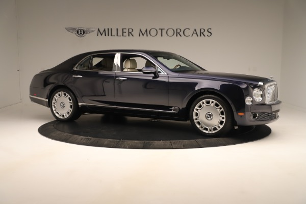 Used 2016 Bentley Mulsanne for sale $146,900 at Bugatti of Greenwich in Greenwich CT 06830 10