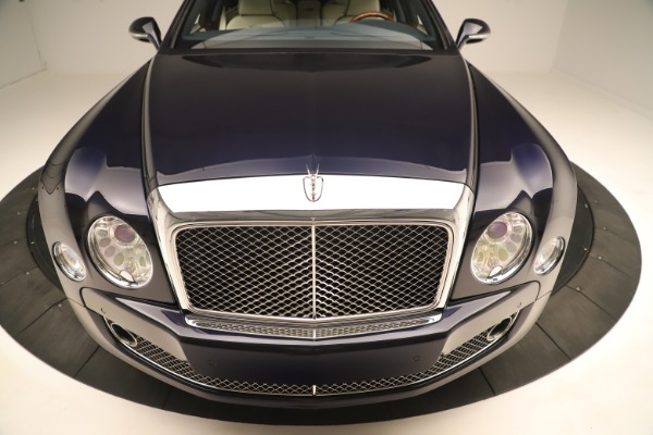 Used 2016 Bentley Mulsanne for sale $146,900 at Bugatti of Greenwich in Greenwich CT 06830 13