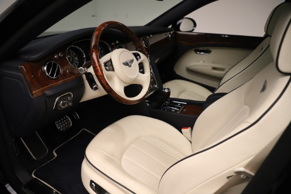 Used 2016 Bentley Mulsanne for sale $146,900 at Bugatti of Greenwich in Greenwich CT 06830 17