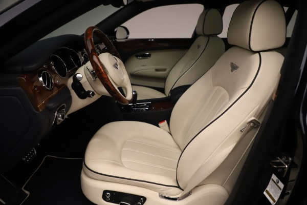 Used 2016 Bentley Mulsanne for sale $146,900 at Bugatti of Greenwich in Greenwich CT 06830 18