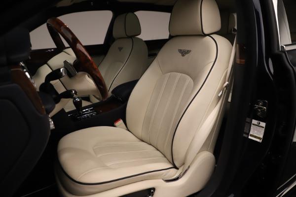 Used 2016 Bentley Mulsanne for sale $146,900 at Bugatti of Greenwich in Greenwich CT 06830 19
