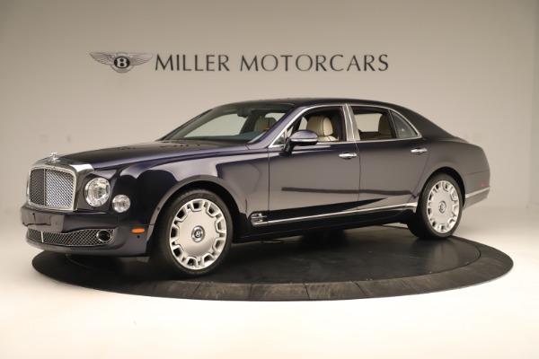 Used 2016 Bentley Mulsanne for sale $146,900 at Bugatti of Greenwich in Greenwich CT 06830 2
