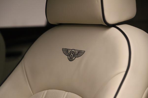 Used 2016 Bentley Mulsanne for sale $146,900 at Bugatti of Greenwich in Greenwich CT 06830 20
