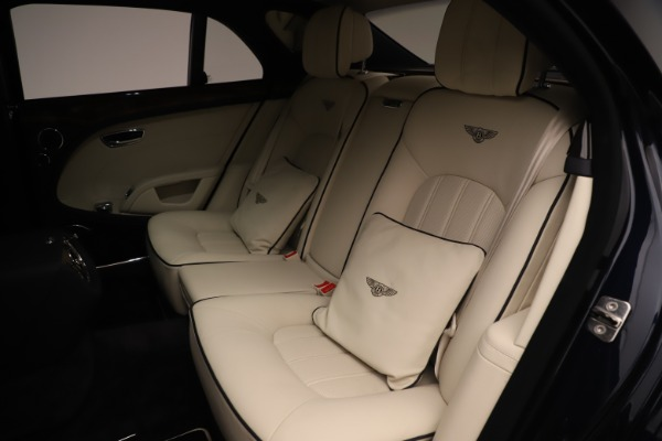 Used 2016 Bentley Mulsanne for sale $146,900 at Bugatti of Greenwich in Greenwich CT 06830 22