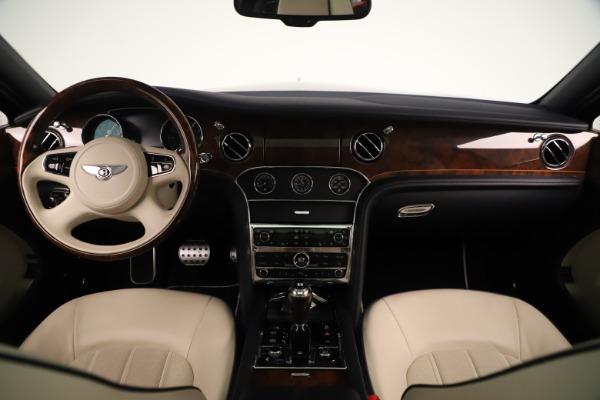 Used 2016 Bentley Mulsanne for sale $146,900 at Bugatti of Greenwich in Greenwich CT 06830 23