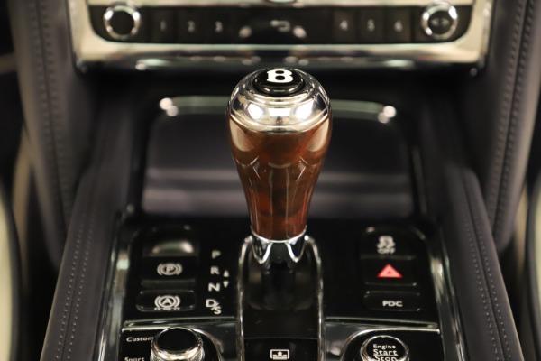 Used 2016 Bentley Mulsanne for sale $146,900 at Bugatti of Greenwich in Greenwich CT 06830 24