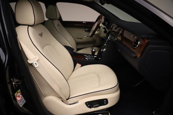 Used 2016 Bentley Mulsanne for sale $146,900 at Bugatti of Greenwich in Greenwich CT 06830 26
