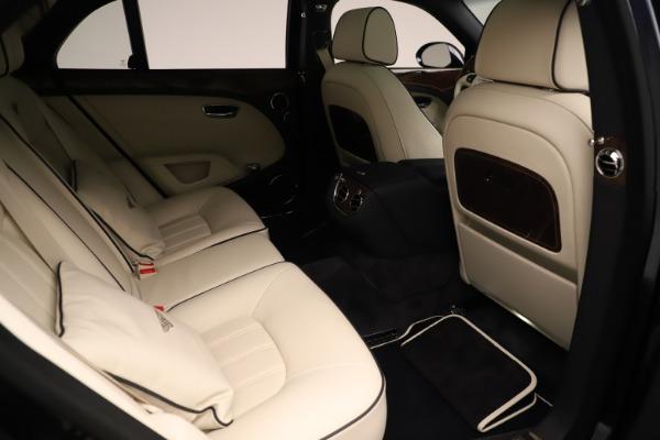 Used 2016 Bentley Mulsanne for sale $146,900 at Bugatti of Greenwich in Greenwich CT 06830 28