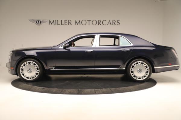 Used 2016 Bentley Mulsanne for sale $146,900 at Bugatti of Greenwich in Greenwich CT 06830 3