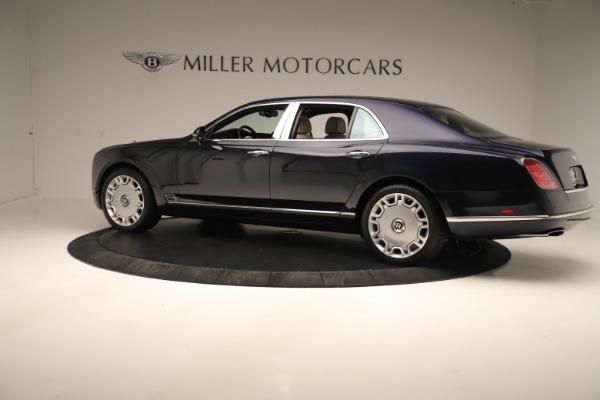 Used 2016 Bentley Mulsanne for sale $146,900 at Bugatti of Greenwich in Greenwich CT 06830 4