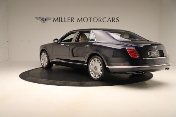 Used 2016 Bentley Mulsanne for sale $146,900 at Bugatti of Greenwich in Greenwich CT 06830 5