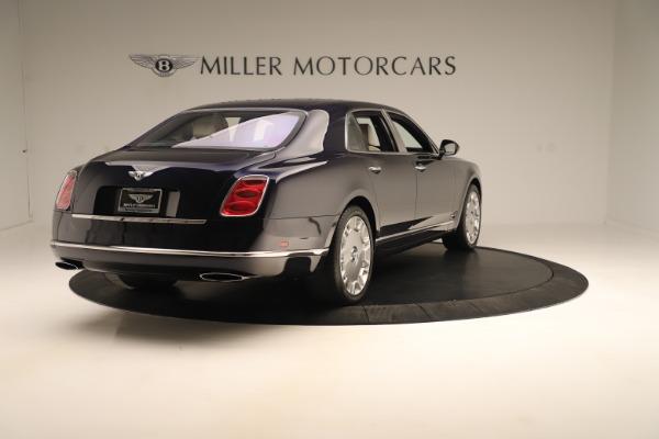 Used 2016 Bentley Mulsanne for sale $146,900 at Bugatti of Greenwich in Greenwich CT 06830 7