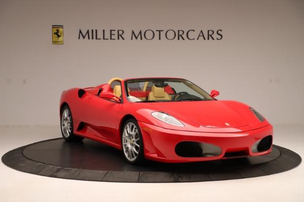 Used 2007 Ferrari F430 F1 Spider for sale Sold at Bugatti of Greenwich in Greenwich CT 06830 11