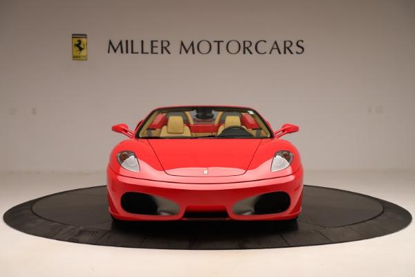 Used 2007 Ferrari F430 F1 Spider for sale Sold at Bugatti of Greenwich in Greenwich CT 06830 12