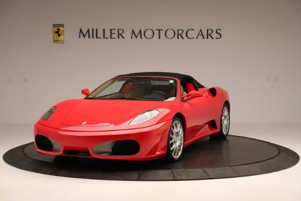Used 2007 Ferrari F430 F1 Spider for sale Sold at Bugatti of Greenwich in Greenwich CT 06830 13