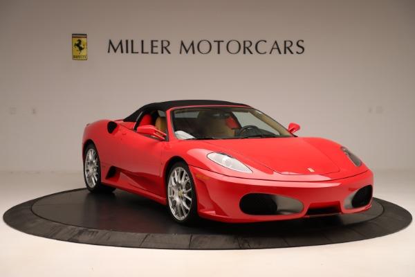 Used 2007 Ferrari F430 F1 Spider for sale Sold at Bugatti of Greenwich in Greenwich CT 06830 18