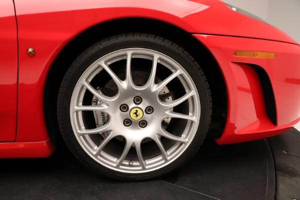 Used 2007 Ferrari F430 F1 Spider for sale Sold at Bugatti of Greenwich in Greenwich CT 06830 19