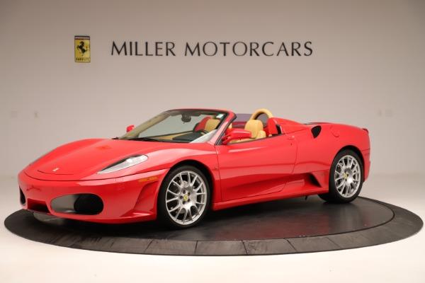 Used 2007 Ferrari F430 F1 Spider for sale Sold at Bugatti of Greenwich in Greenwich CT 06830 2