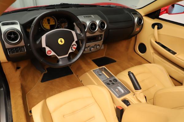 Used 2007 Ferrari F430 F1 Spider for sale Sold at Bugatti of Greenwich in Greenwich CT 06830 20