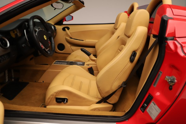 Used 2007 Ferrari F430 F1 Spider for sale Sold at Bugatti of Greenwich in Greenwich CT 06830 21