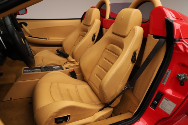 Used 2007 Ferrari F430 F1 Spider for sale Sold at Bugatti of Greenwich in Greenwich CT 06830 22