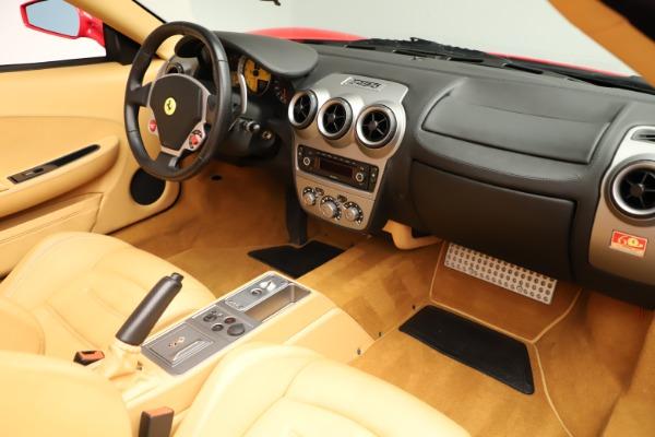 Used 2007 Ferrari F430 F1 Spider for sale Sold at Bugatti of Greenwich in Greenwich CT 06830 24