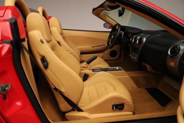 Used 2007 Ferrari F430 F1 Spider for sale Sold at Bugatti of Greenwich in Greenwich CT 06830 25