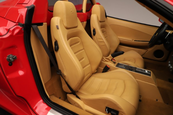 Used 2007 Ferrari F430 F1 Spider for sale Sold at Bugatti of Greenwich in Greenwich CT 06830 26
