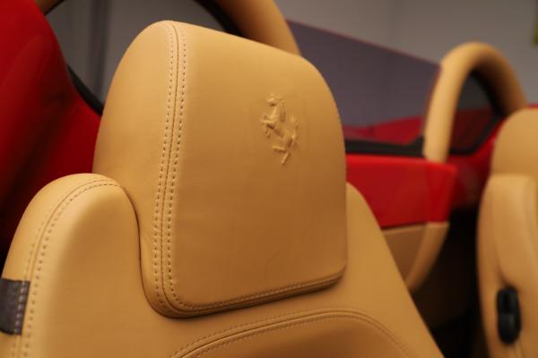 Used 2007 Ferrari F430 F1 Spider for sale Sold at Bugatti of Greenwich in Greenwich CT 06830 27