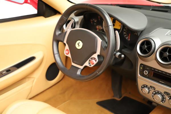 Used 2007 Ferrari F430 F1 Spider for sale Sold at Bugatti of Greenwich in Greenwich CT 06830 28