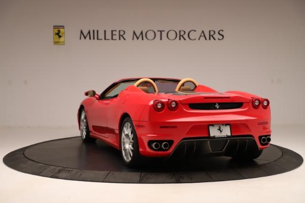 Used 2007 Ferrari F430 F1 Spider for sale Sold at Bugatti of Greenwich in Greenwich CT 06830 5