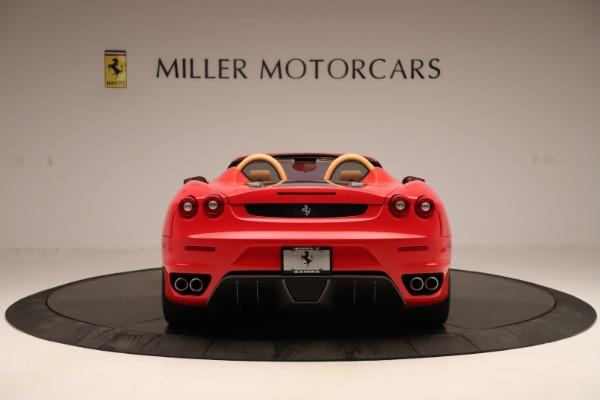 Used 2007 Ferrari F430 F1 Spider for sale Sold at Bugatti of Greenwich in Greenwich CT 06830 6
